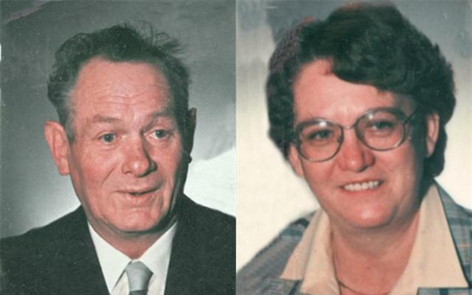 Walter Esterbauer sen. und Gattin Hildegard